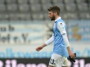 Fußball: Münchner Löwen lösen Vertrag mit Ilie Sánchez auf