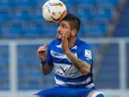 Fußball Dritte Liga: Duisburger Özbek prügelt sich durch