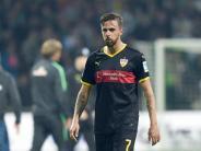 Fußball: Harnik enttäuscht über Kritik nach VfB-Abstieg