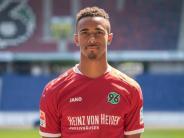 Fußball: 96-Talent Bazee muss wegen Hüftproblemen operiert werden
