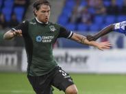 Fußball: Hannover 96 holt Norweger Strandberg auf Leihbasis