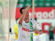 Fußball: Fürth holt zweiten Saisonsieg - 3:2 gegen Aue