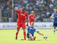 Fußball: Torfestival beim 4:4 zwischen Bielefeld und Union
