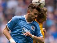 Fußball: Würzburger Kickers holen Offensivspieler Rama