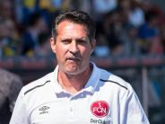Fußball: «Noch nicht so geschämt»: Aufbauarbeit beim 1. FCN gefragt