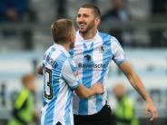 2. Bundesliga: 1860 München stoppt Talfahrt - Turbulentes 6:2 gegen Aue