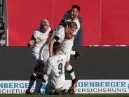 Zweite Pleite in Serie: 1. FC Nürnberg verliert 1:3 gegen Sandhausen