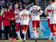 Doppelpack von Mané: Stuttgart übernimmt mit 4:0 in Aue vorerst die Spitze