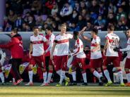 2. Liga: Stuttgart und Hannover legen imAufstiegsrennen vor