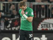 Hinrunde beendet: St.-Pauli-Torwart Himmelmann erleidet Muskelfaserriss
