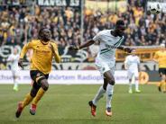 Aufstiegsrang gefestigt: Hannover 96 gewinnt in Dresden mit 2:1