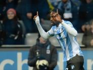 Siebter Heimsieg in Folge: 1860 feiert Prestigesieg - 2:0 gegen 1. FC Nürnberg