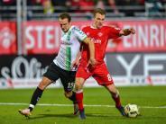 Würzburg - Fürth 1:1: Kein Sieger im Franken-Derby