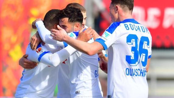 Heimniederlage: Nürnberg verliert gegen Angstgegner VfL Bochum 0:1
