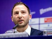 Neuer Trainer: Domenico Tedesco soll Zweitligist Aue retten