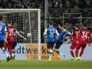 Nach Trainerwechsel: Bielefeld nach Sieg nicht mehr Schlusslicht
