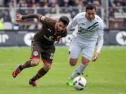 Nur noch Tabellenvierter: Hannover 96 nur 0:0 beim FC St. Pauli