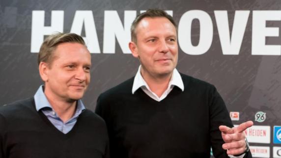 Bundesliga: Hannover 96 schlägt Union Berlin im Spitzenspiel