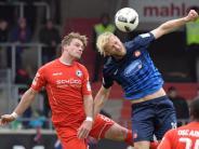 Nach 0:2-Rückstand: ArminiaBielefeld spielt Remis in Heidenheim