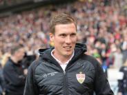 «Persönlichkeit»: VfB-Sportvorstand Schindelmeiser lobt Trainer Wolf