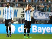 Fußball: Für 1860 München geht es um die Existenz - mal wieder