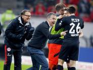 Gonther vor Abschied: Gerüchte auf St. Pauli: Wird Lienen Sportchef?