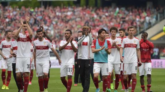Simon Terodde vom VfB Stuttgart verfügt über Ausstiegsklausel