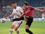 Vertrag bis 2020: Linksverteidiger Albornoz bleibt bei Hannover 96