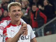 Danach Karriereende: Ex-FCA-Kicker Axel Bellinghausen ein weiteres Jahr bei Fortuna