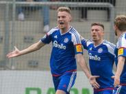 «Richtig für Entwicklung»: Kiel verlängert Leihvertrag mit St.-Pauli-Stürmer Ducksch