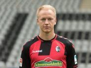 Dreijahresvertrag: Stürmer Nielsen wechselt von Freiburg nach Düsseldorf