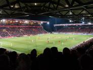Starker Regen: Union-Testspiel gegen Queens Park Rangers abgebrochen