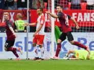 2. Bundesliga: Nürnberg Spitzenreiter - Union und Bielefeld mit zwei Siegen
