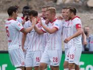 2:0 Auswärtssieg: Düsseldorf sorgt für misslungenes Heimdebüt von Aue-Trainer