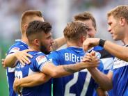 Tore durch Staude und Klos: Bielefeld feiert Zweitliga-Auswärtssieg in Fürth