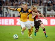 Topspiel der 2. Bundesliga: Kein Sieger beiSt. Pauli gegen Dynamo Dresden