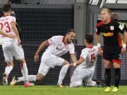 1:0-Heimsieg: Düsseldorf holt mit Sieg gegen Regensburg Tabellenführung