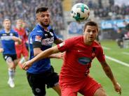 Arminia rettet Punkt: Kein Sieger bei Bielefeld gegen Heidenheim