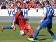 DFB-Sportgericht: Heidenheim gegen Ingolstadt ohne Wittek:Ein Spiel Sperre