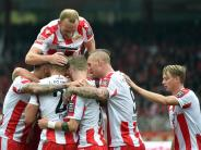 2. Liga: Kiel und Union bleiben an Fortuna Düsseldorf dran