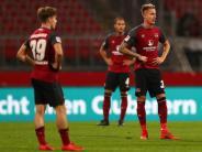 Nach 1:2 gegen Ingolstadt: «Richtig beschissen»: 1. FC Nürnberg im Tief