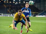 Erneut Heimsieg verpasst: Bielefeld nur 2:2 gegenBraunschweig