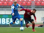 Vorsprung verspielt: 1. FCNürnberg verpasst Sieg gegen Kiel - 2:2 im Topduell