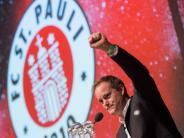 Sechster Überschuss in Serie: Göttlich bleibt St. Pauli-Präsident