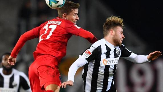 2. Liga: 1. FCHeidenheim setzt Erfolgsserie fort - 2:1 in Sandhausen