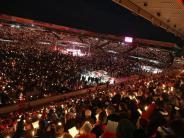 28.500 Teilnehmer: Weihnachtssingen bei Union: Das Original wird 15 Jahre alt