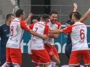 2. Liga: Jahn Regensburg setzt Erfolgskurs gegen Heidenheim fort