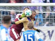 2. Liga: Zehntes siegloses Spiel: Kiel nach 2:0-Führung 2:2 gegen Aue