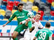 1:1 gegen Fürth: Usami bewahrt Düsseldorf vor erneuter Niederlage