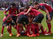2. Liga: 1. FCNürnberg nach 3:1 gegenDuisburg Tabellenführer